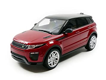 Ousia KY9549R - Escala 1:18 Kyosho Range Rover Evoque HSE Dynamic Lux Die Cast