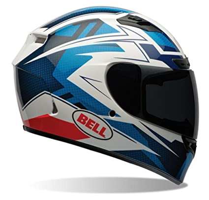 Bell Qualifier DLX Full Face Motorcycle Helmet (Clutch Blue, XX-Large) (