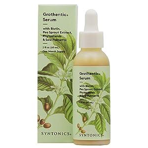 Syntonics Grothentic Serum 2oz (One Month Supply)