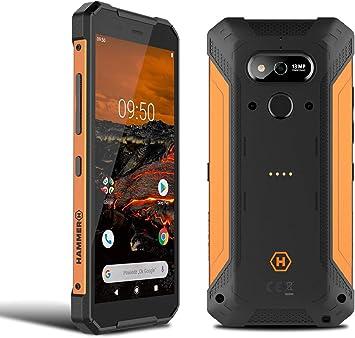 My Phone Hammer Explorer - Naranja: Amazon.es: Electrónica