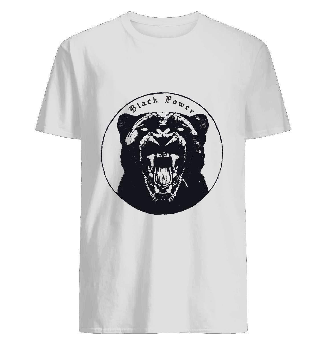 Black Power 53 T Shirt For Unisex
