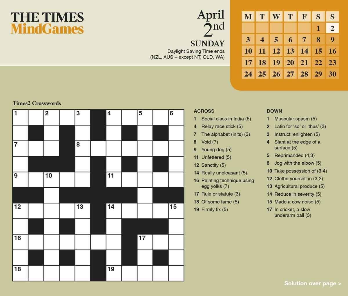unfettered crossword clue