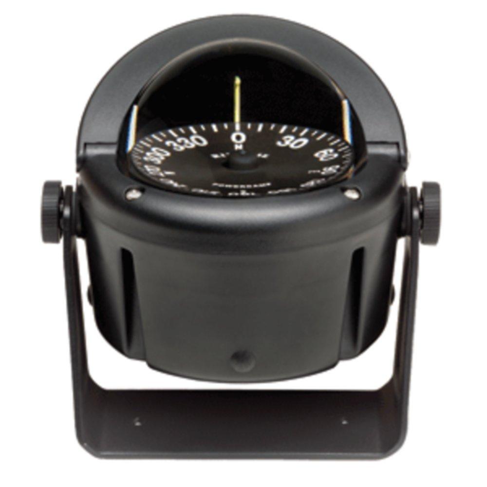 Ritchie HB-740 Helmsman Compass - Bracket Mount - Black - 5 Year Direct Manufacturer Warranty by Ritchie
