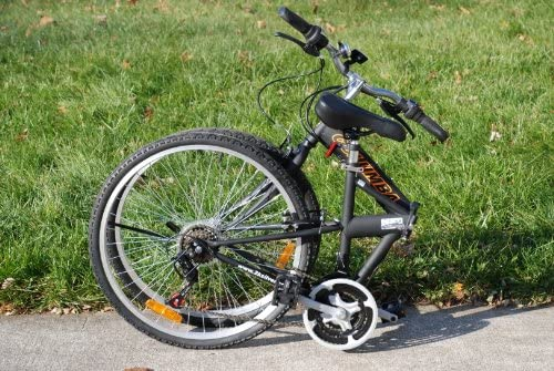 "Best Budget Folding Bike: Columba 26"" Folding Bike (SP26S_BLK)"