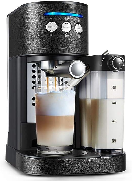 SLOUD Cafetera / 1.4L Cafetera programable de 5 Tazas/Antisecado ...