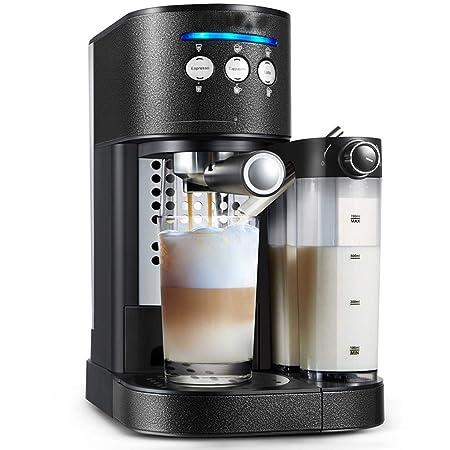 SLOUD Cafetera / 1.4L Cafetera programable de 5 Tazas ...