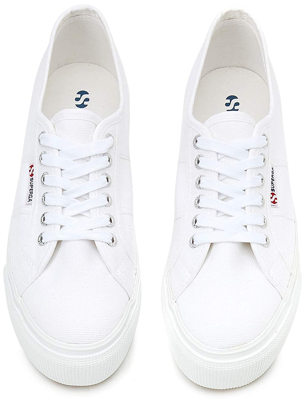 a188202ab83c90 Superga 2790acotw Linea Up and Down, Baskets Basses Femme: Amazon.fr:  Chaussures et Sacs