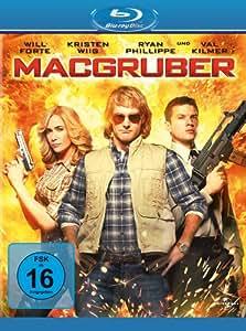 MacGruber [Alemania] [Blu-ray]