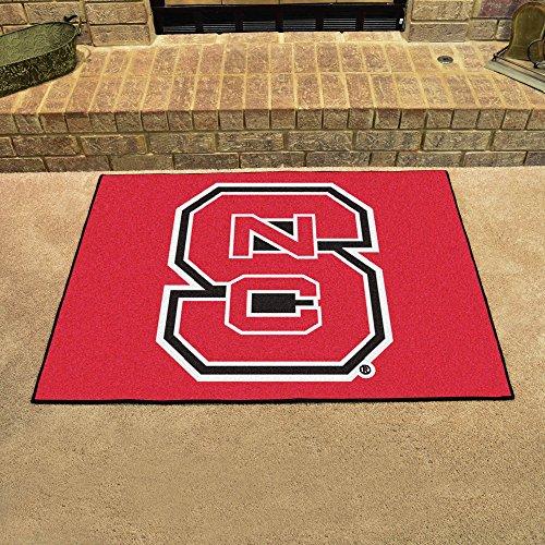 Fan Mats North Carolina State University All Star Mat