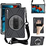 ZenRich Galaxy Tab S7 Case 2020, SM-T870/T875/T876 Case11 Inch with S Pen Holder zenrich Shockproof Case with Screen Protecto