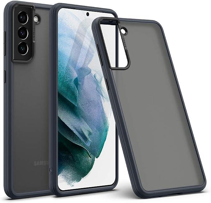 Amazon.com: CYRILL Galaxy S21 Plus case, Color Brick Matte Finish Protective Bumper Case Designed for Samsung Galaxy S21 Plus Case/Galaxy S21 Plus 5G Case (2021) - Dark Gray