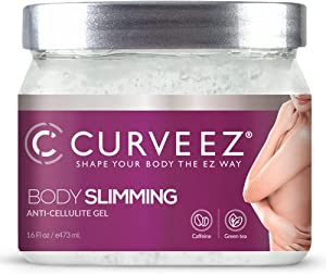 CURVEEZ Bundle Anti Cellulite Slimming Gel and Osmotic Body Wrap
