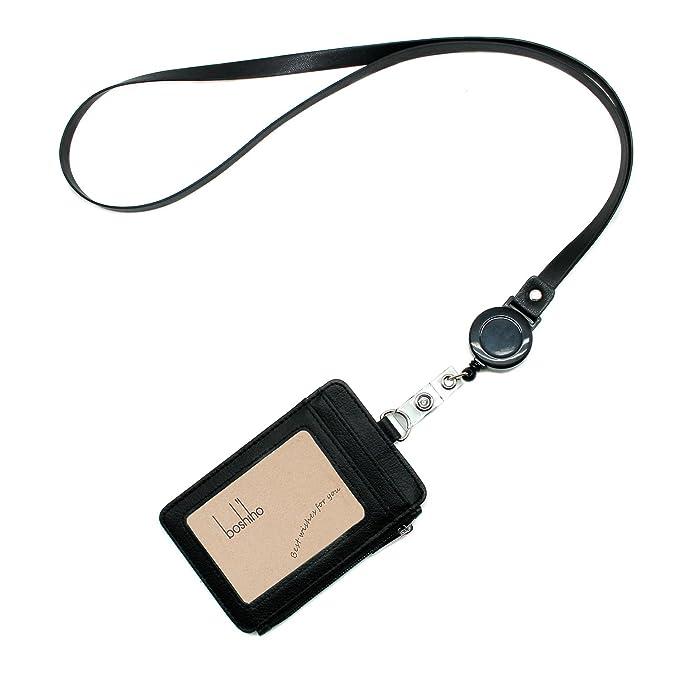 Amazon.com: Boshiho tarjeta identificativa de piel con ...