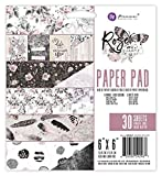 Prima Marketing 6X6 Paper Pad-Rose Quartz