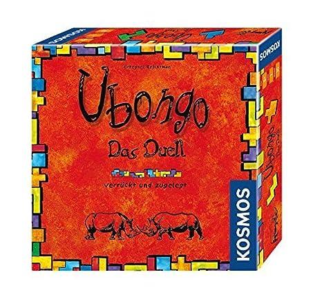 Kosmos - Ubongo Das Duell by Kosmos: Amazon.es: Juguetes y juegos