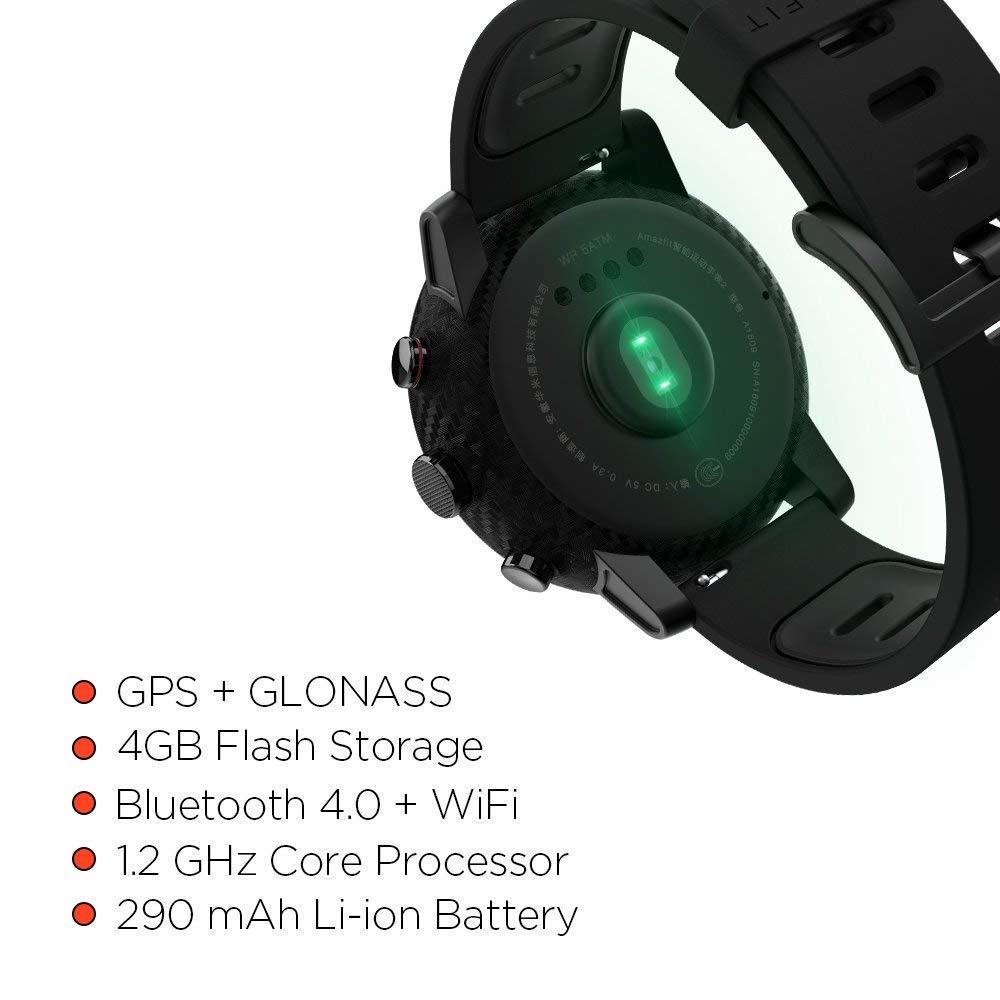 Amazon.com : Original Xiaomi Huami Stratos Pace 2 Smartwatch ...