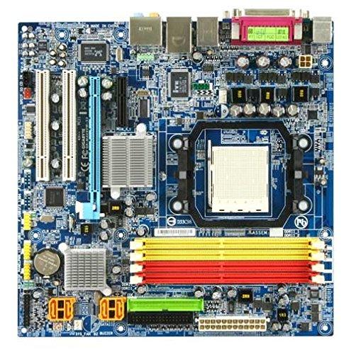 Gigabyte GA-MA69VM-S2 AMD 690V SKT AM2 SATA Raid AUD GLAN MATX RoHS Motherboard