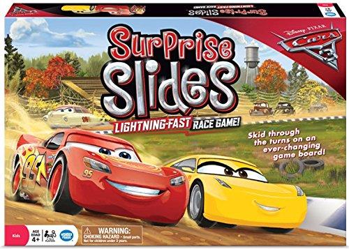 Cars 3 Surprise Slides - Disney Pixar Cars Games