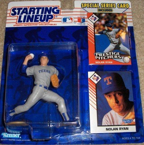 Starting Lineup - Nolan Ryan 1993 MLB Starting Lineup