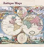 Antique Maps 2013 Calendar