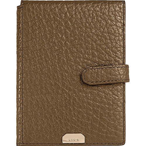 Lodis Borrego Under Lock & Passport Wallet with Ticket Flap ()