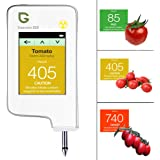 Greentest, High Accuracy Food Detector, Nitrate Tester for Fruit and Vegetable (Version 2