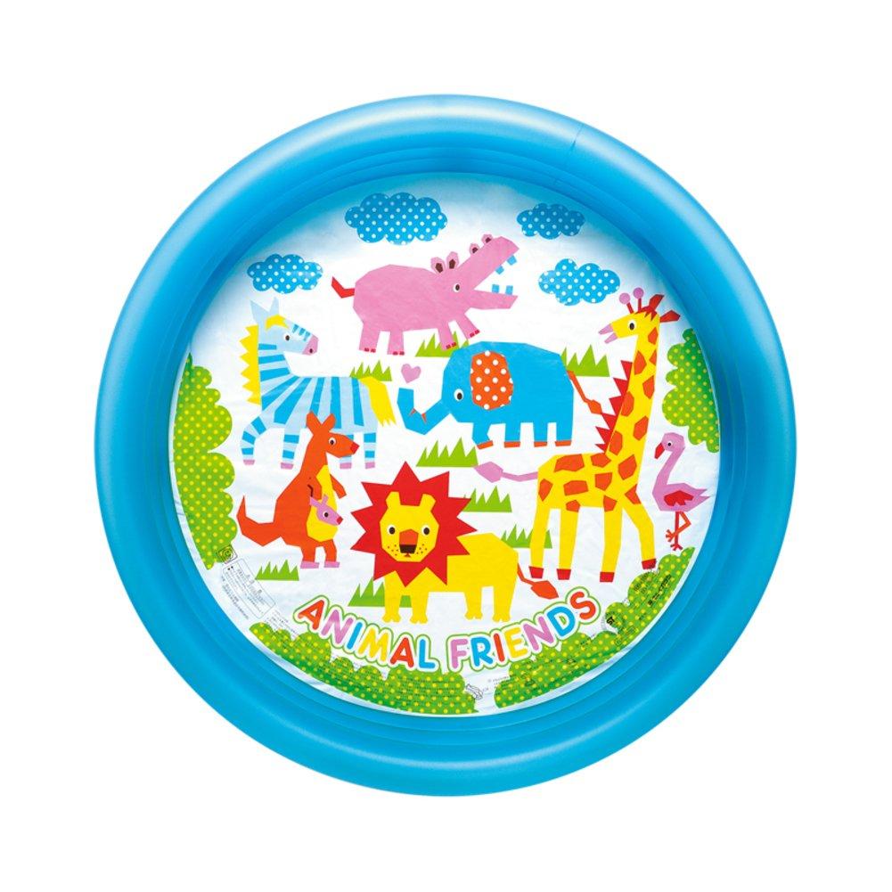 Grün aufblasbares Kinderplanschbecken/Family Pool-B