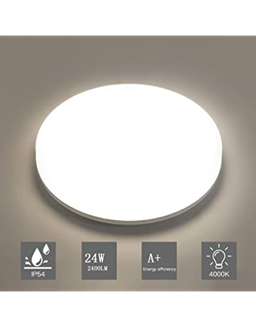 Iluminación de techo para baño | Amazon.es