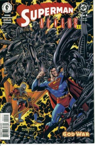 Superman & Aliens II - God War #2 (Dark Horse - DC Comics) pdf epub