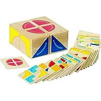Goki 3DPuzzles 3DGOKIJuego de Puzzle, Kubus, (Gollnest & Kiesel 58649.0)