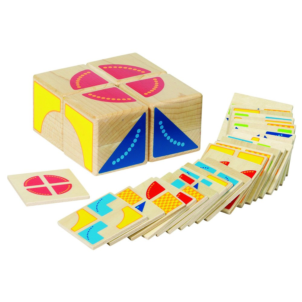 Goki Juego de Puzzle, Kubus Gollnest & Kiesel 58649.0 product image
