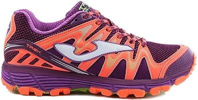 Joma Trek Lady Purple EU37: Amazon.es: Zapatos y complementos