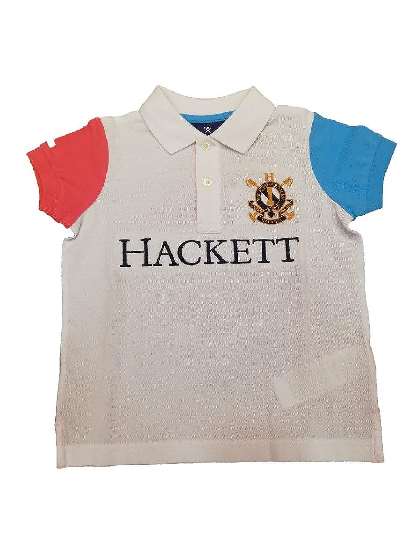 f53d8e1e6bd Hackett London Hackett - HKT Multi B - Polo Niño 70% OFF - www ...