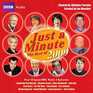 Just a Minute Radio/TV