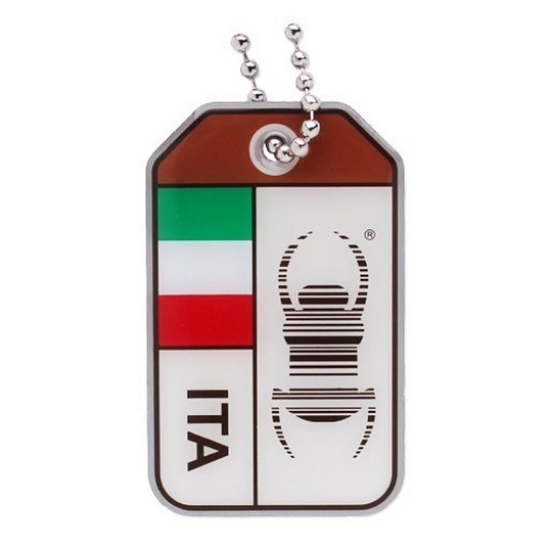 mehrfarbig Country Italy Italien GROUNDSPEAK Travel Bug Origins 11025