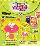 Westrim Crafts Sew Cute Craft Box Kit Makes 2 Cat