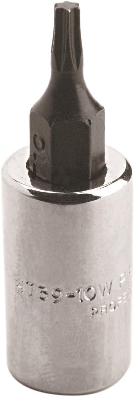 J4739-25W T25 Bit Socket Proto 1//4 Drive Torx