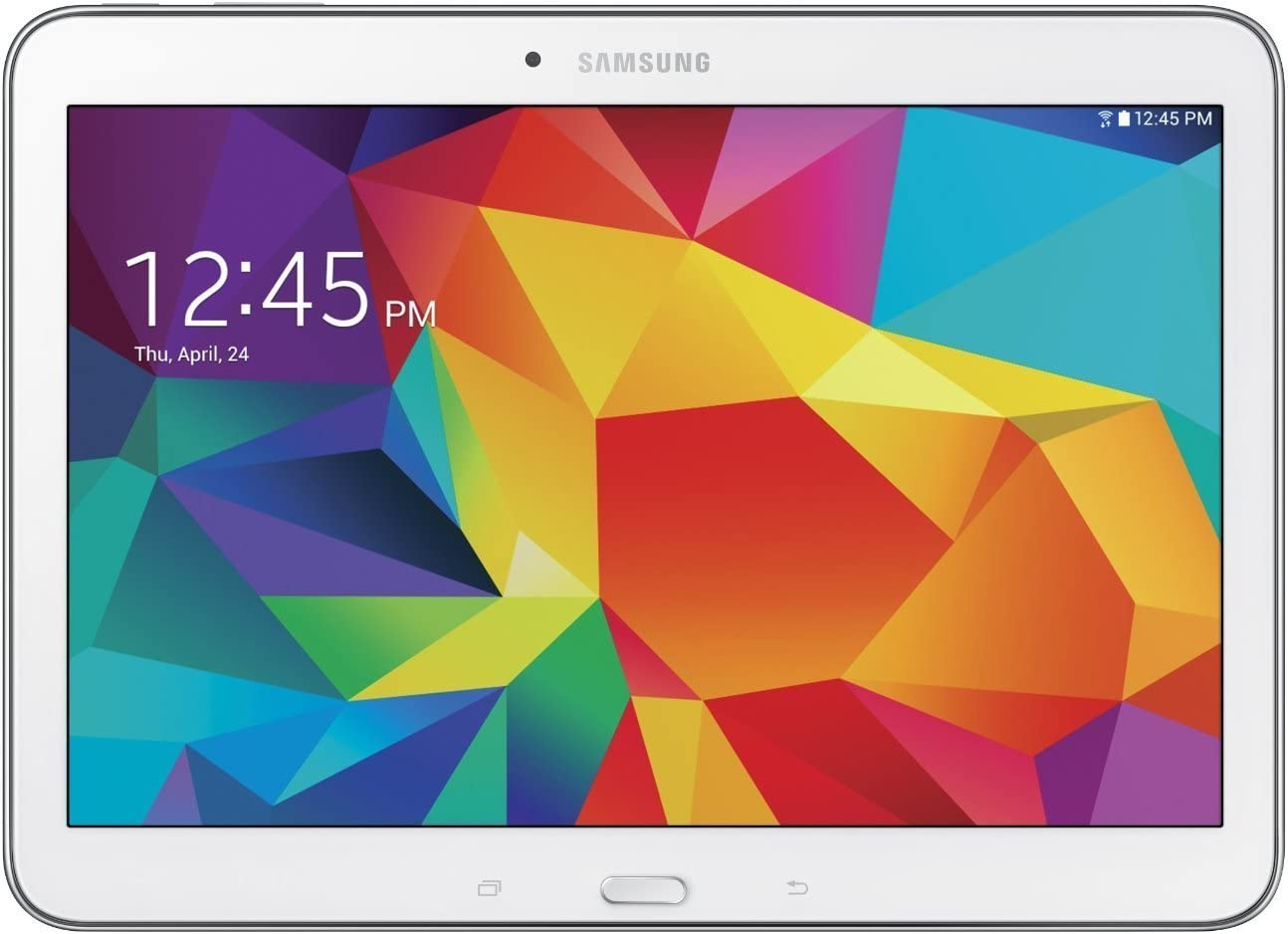 Samsung Galaxy Tab 4 16GB (10.1-Inch, White) (Renewed)