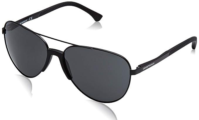 Amazon.com: emporio armani anteojos de sol (ea-2059 320387 ...