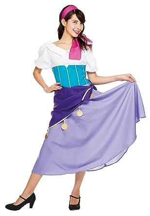 Costume Halloween Esmeralda.Amazon Com Rubie S The Hunchback Of Notre Dame Esmeralda Costume