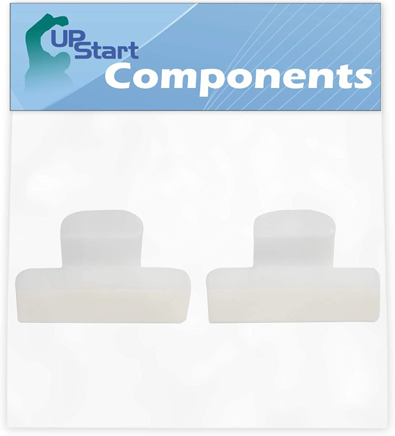 2 Pieces 154701001 Dishwasher Splash Shield Replacement for Frigidaire FGBD2451KF0 - Compatible with 154701001 Splash Shield Kit