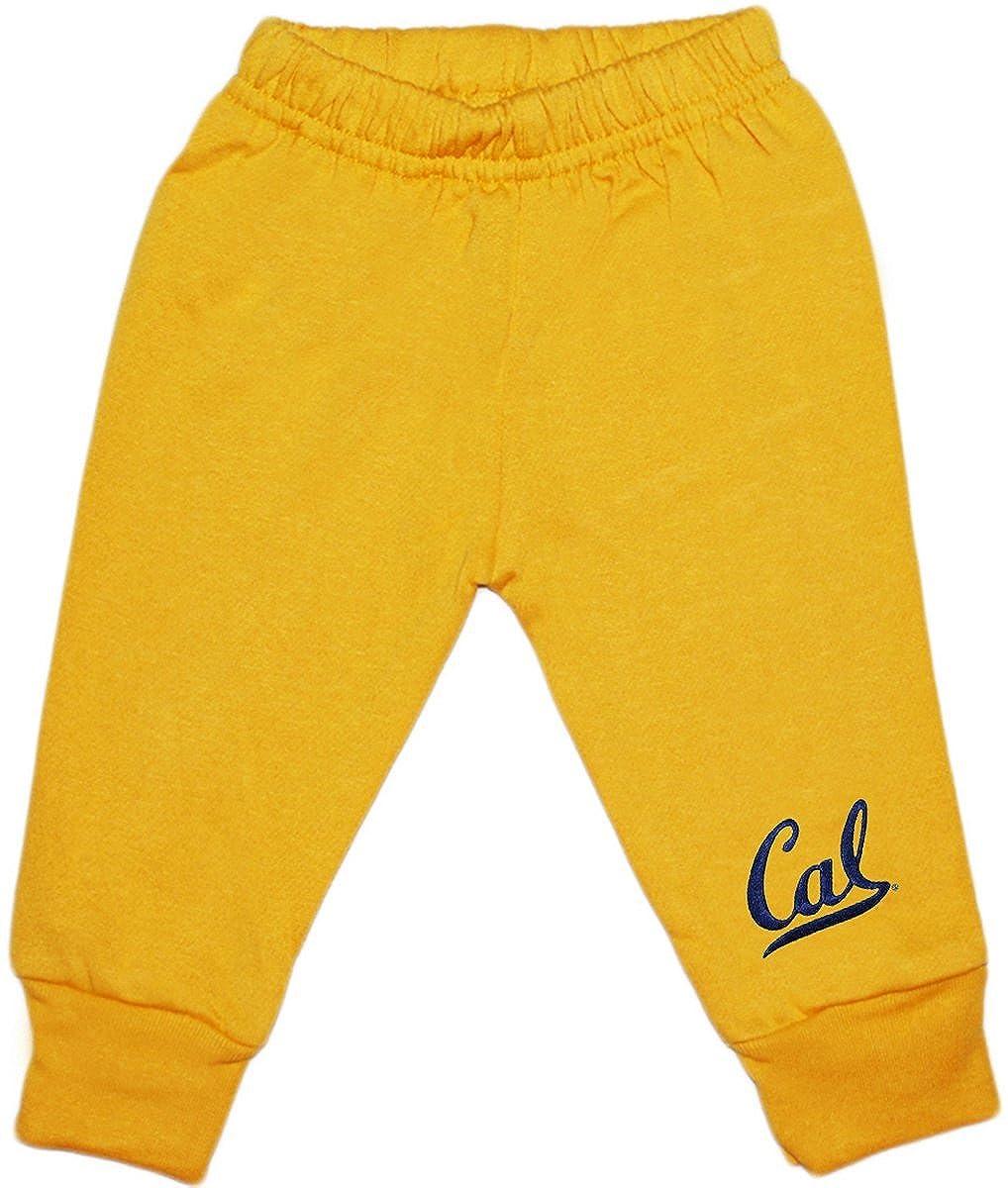 Creative Knitwear University of California at Berkeley Cal Baby and Toddler Sweat Pants