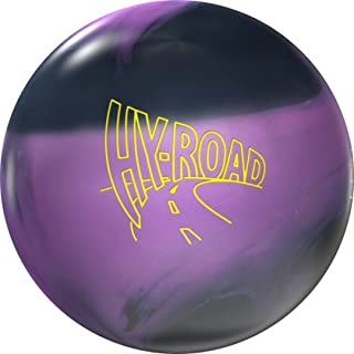 Storm Hy Road Nano Mid Performance Reaktiv Bowling-Ball Bowling-Kugel aus der Thunder Linie mit EMAX Reiniger und Mikrofaserhandtuch