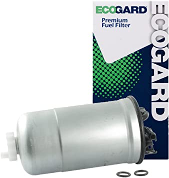 Amazon.com: ECOGARD XF65428 Premium Diesel Fuel Filter Fits Volkswagen  Jetta 1.9L DIESEL 1999-2005, Beetle 1.9L DIESEL 1999-2006, Golf 1.9L DIESEL  1999-2006, Passat 2.0L DIESEL 2004-2005: AutomotiveAmazon.com
