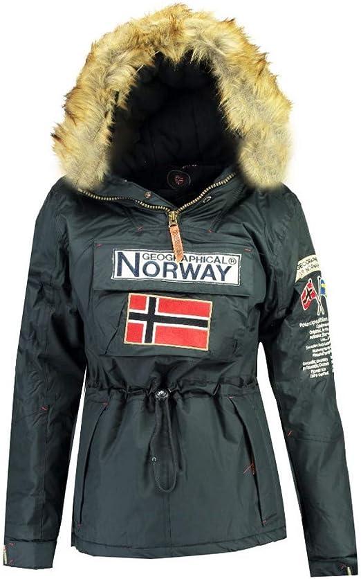 Geographical Norway Parka da Donna: Amazon.it: Abbigliamento