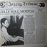 jelly roll morton complete - The Complete Jelly Roll Morton Volume 8 (1930-1940) Black & White Vol. 86