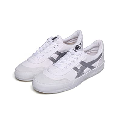 769db4c52 Huili Warrior Classic Casual Shoes White  Amazon.co.uk  Shoes   Bags