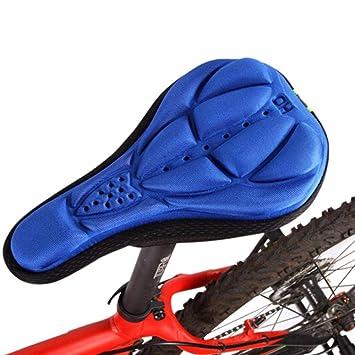 LKXOOD Ciclismo Silicona Gel Grueso Suave cojín Bicicleta de ...