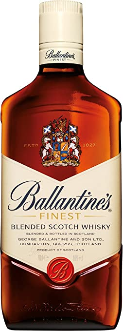 6 opinioni per Ballantine'S Whisky Ml.700