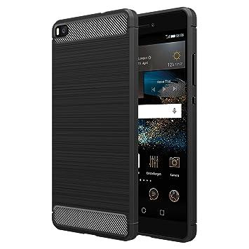 Simpeak Funda Compatible con Huawei P8 (5,2 Pulgadas), Funda ...